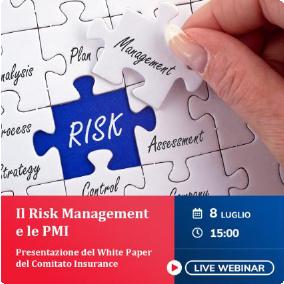 Il Risk Management e le PMI