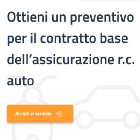 Ottieni un preventivo per il contratto base dell'assicurazione r.c. auto